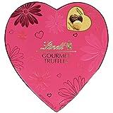 Lindt Valentine Heart Gourmet Truffles Gift Box, 5.6 Ounce