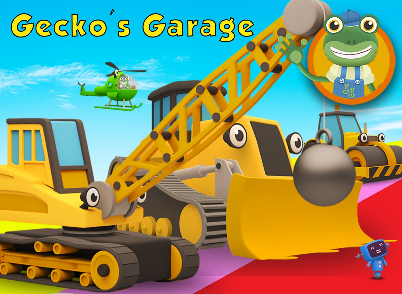 Gecko's Garage - Season 2