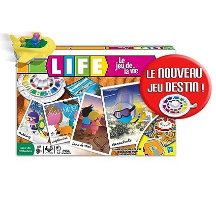 Hasbro - 90601010 - Jeu de Société - Life