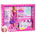 Barbie Playtime For Kitties Doll, Multi Color