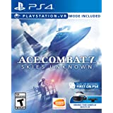Ace Combat 7: Skies Unknown - PlayStation 4