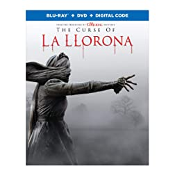 The Curse of La Llorona [Blu-ray]