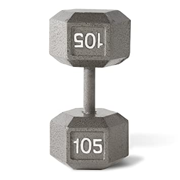 [Amazon] Hex dumbbells ~$1-$1.20/lb - FS (certain weight only)