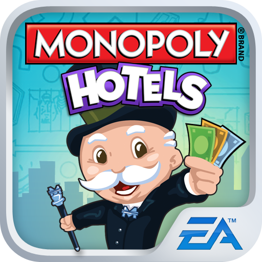 MONOPOLY Hotels (Kindle Tablet Edition) Picture