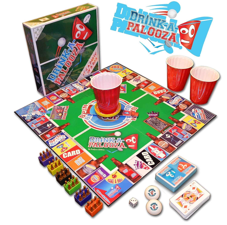 DRINK-A-PALOOZA Game