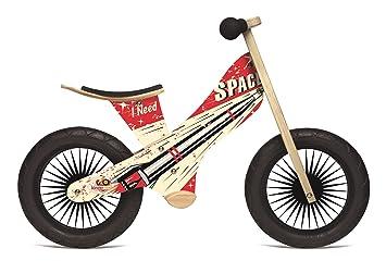 Kinderfeets - 99779 - Retro - Vélo Draisienne - Rocket - Rouge