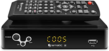 Ematic Digital Converter Box w/Recording Capabilities