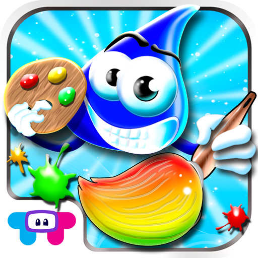 Color Drops - Children'S Animated Draw & Paint Game Hd front-998349