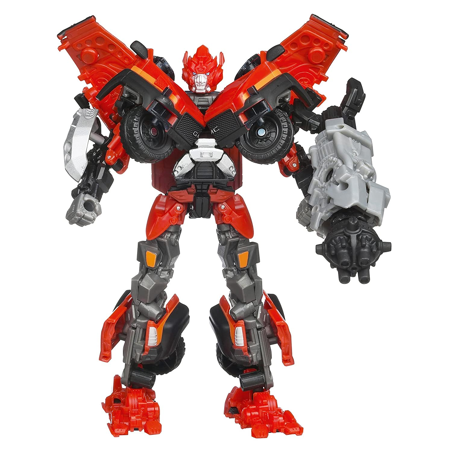 Transformers: Dark of the Moon – MechTech Voyager – Ironhide (japan import) als Geschenk