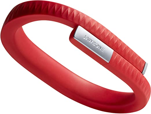 Amazon - UP by Jawbone - Large - Retail Packaging - Red - $22.99