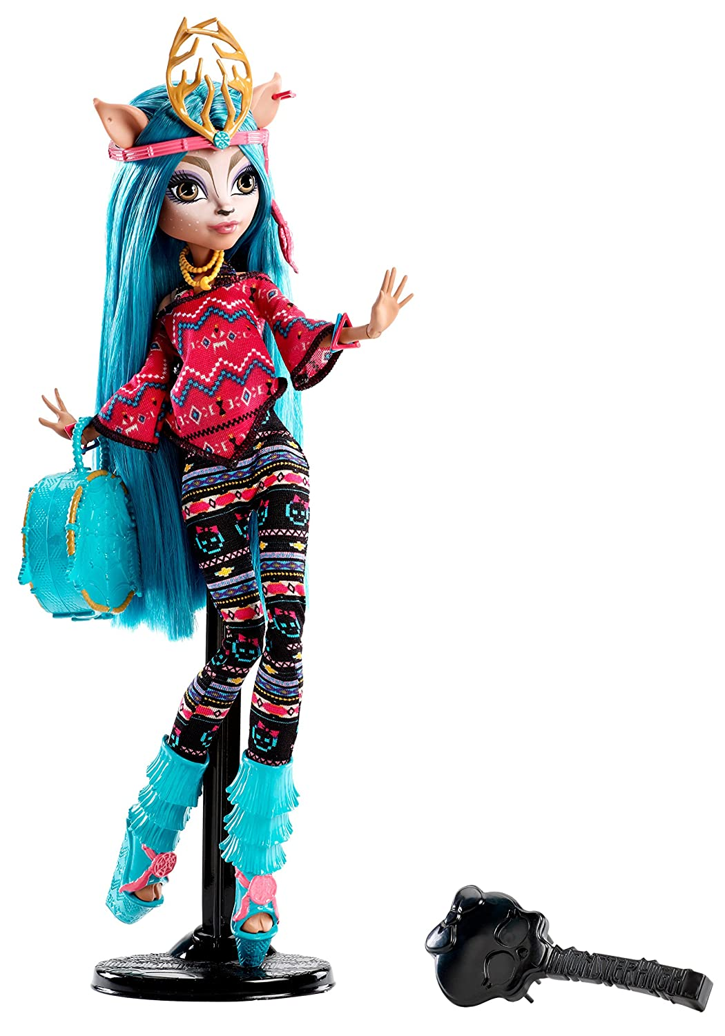 Monster High Brand Boo Students Isi Dawndancer Doll