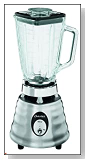 Oster 4093-008 5-Cup Glass Jar 2-Speed Beehive Blender