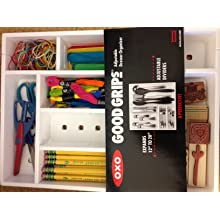 OXO Good Grips Adjustable Drawer Organizer