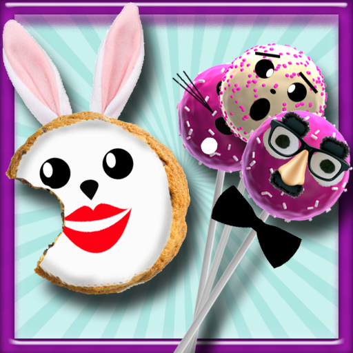 Cake Pops and Cookie Maker - FREE Cooking Game