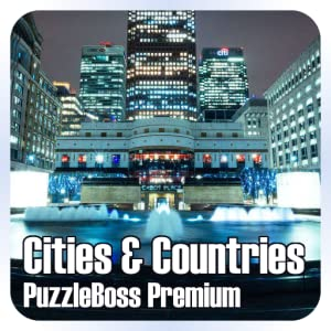 Cities & Countries Jigsaw Puzzles by PuzzleBoss
