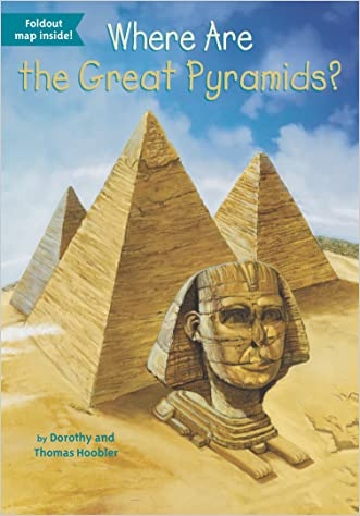 Where Are the Great Pyramids? (Where Is...?) written by Dorothy Hoobler
