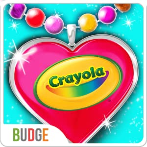 Crayola Jewelry Party - Fashion Bead Maker by Budge Studios