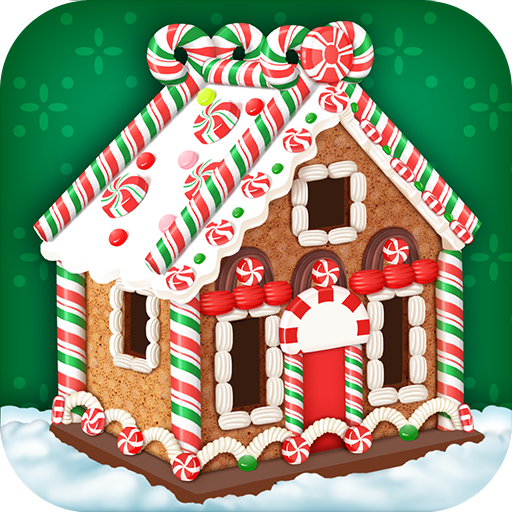 Candy House Maker – Kids Cooking Game image