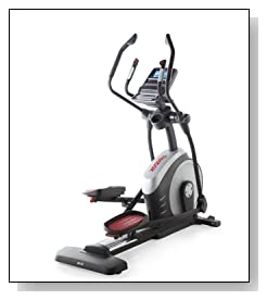 Reebok 910 Elliptical Trainer Review