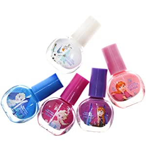 Townley Girl Disney Themed Super Sparkly Cosmetic Set with