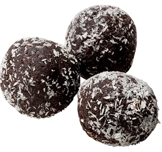 Lo Carb Rum Balls