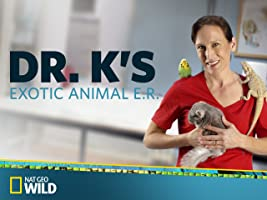 Dr. K's Exotic Animal ER Season 1