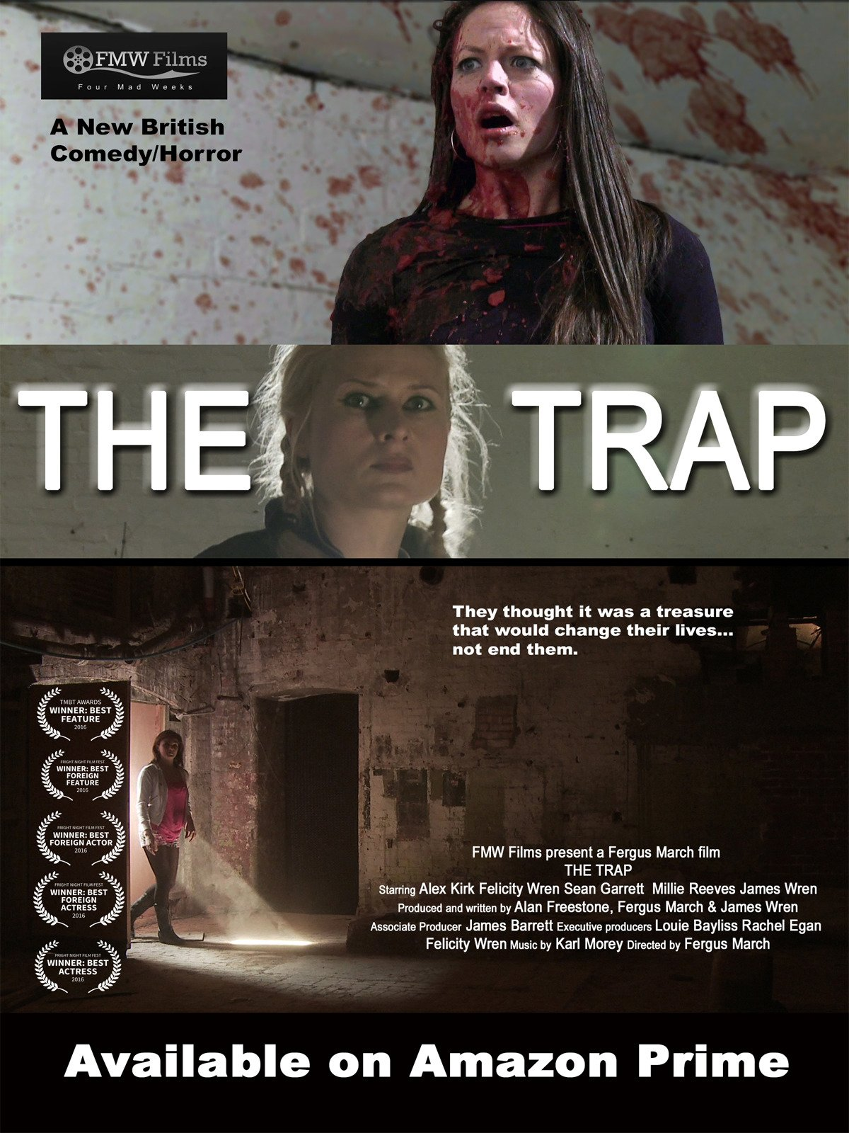 The Trap on Amazon Prime Instant Video UK