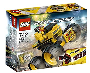 LEGO Racers - 9093 - Jeu de Construction - Bone Cruncher