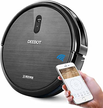 Ecovacs Deebot N79 Robotic Vacuum Cleaner with Wi-Fi
