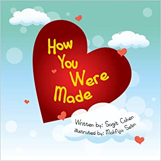Children's book: How You Were Made: Beautiful illustrated picture book for kids, Value book for children, Early readers, Bedtime story for kids. (You are Not Alone 1)
