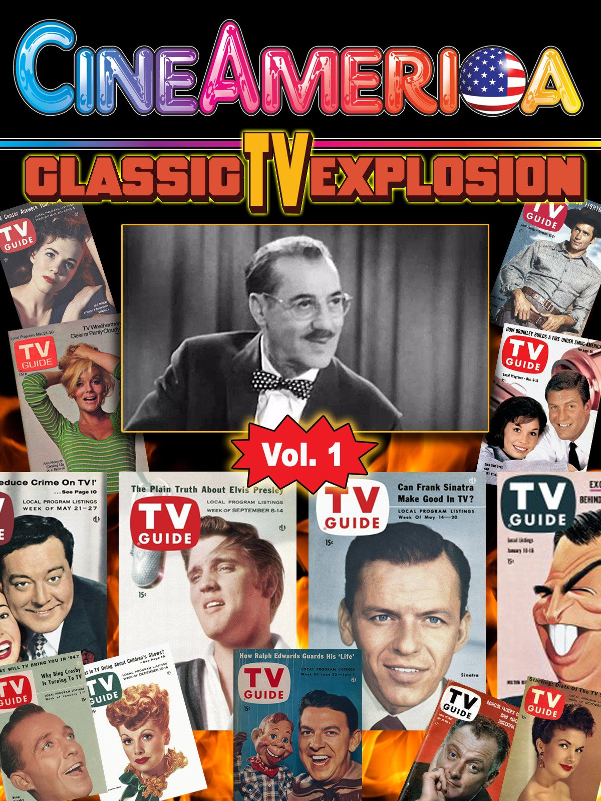 Classic TV Explosion Vol.1 on Amazon Prime Instant Video UK