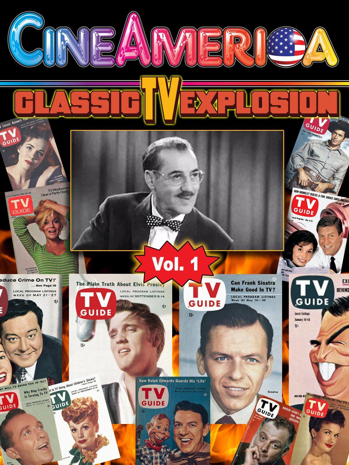 Classic TV Explosion Vol.1