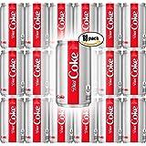 Diet Coke, 7.5 oz Mini Cans (Pack of 18, Total of 135 Fl Oz)