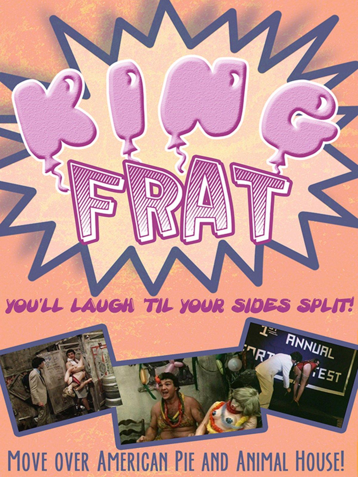 King Frat on Amazon Prime Video UK