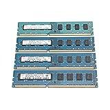 HYNIX HMT351U6CFR8C-H9 4GB 2Rx8 PC3-10600U 240-pin DDR3 SDRAM Desktop Memory 4x4GB (16GB TOTAL)