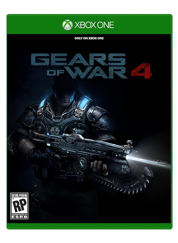 Gears Of War 4 Cover Art Amp Pre Order