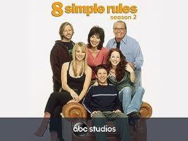 8 Simple Rules Season 2