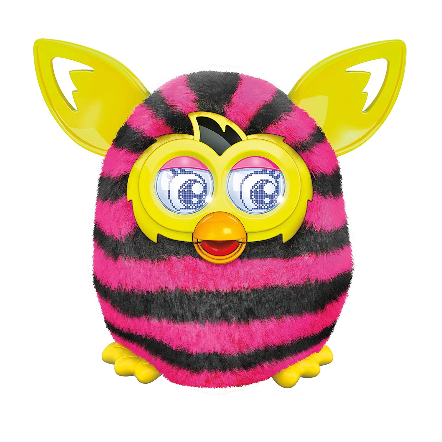 [UK-Import]Furby Boom – Pink and Black Stripes jetzt kaufen