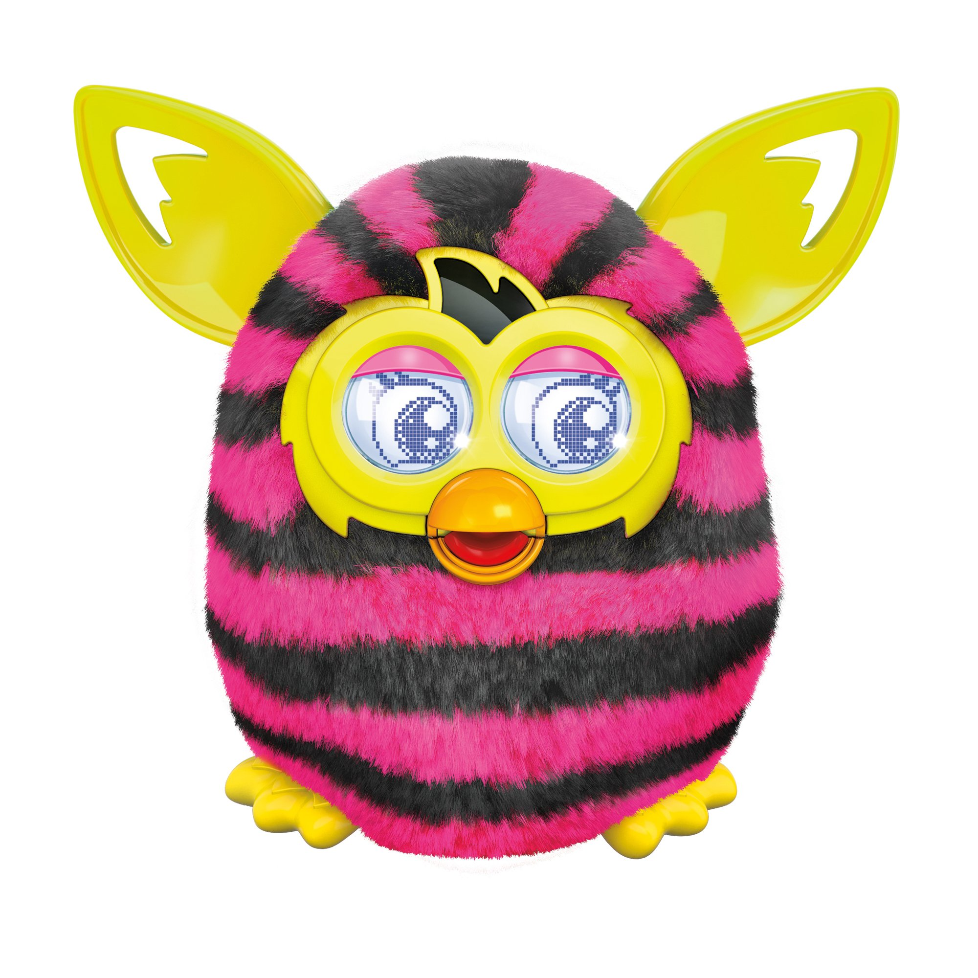 how to change furby boom batteries
