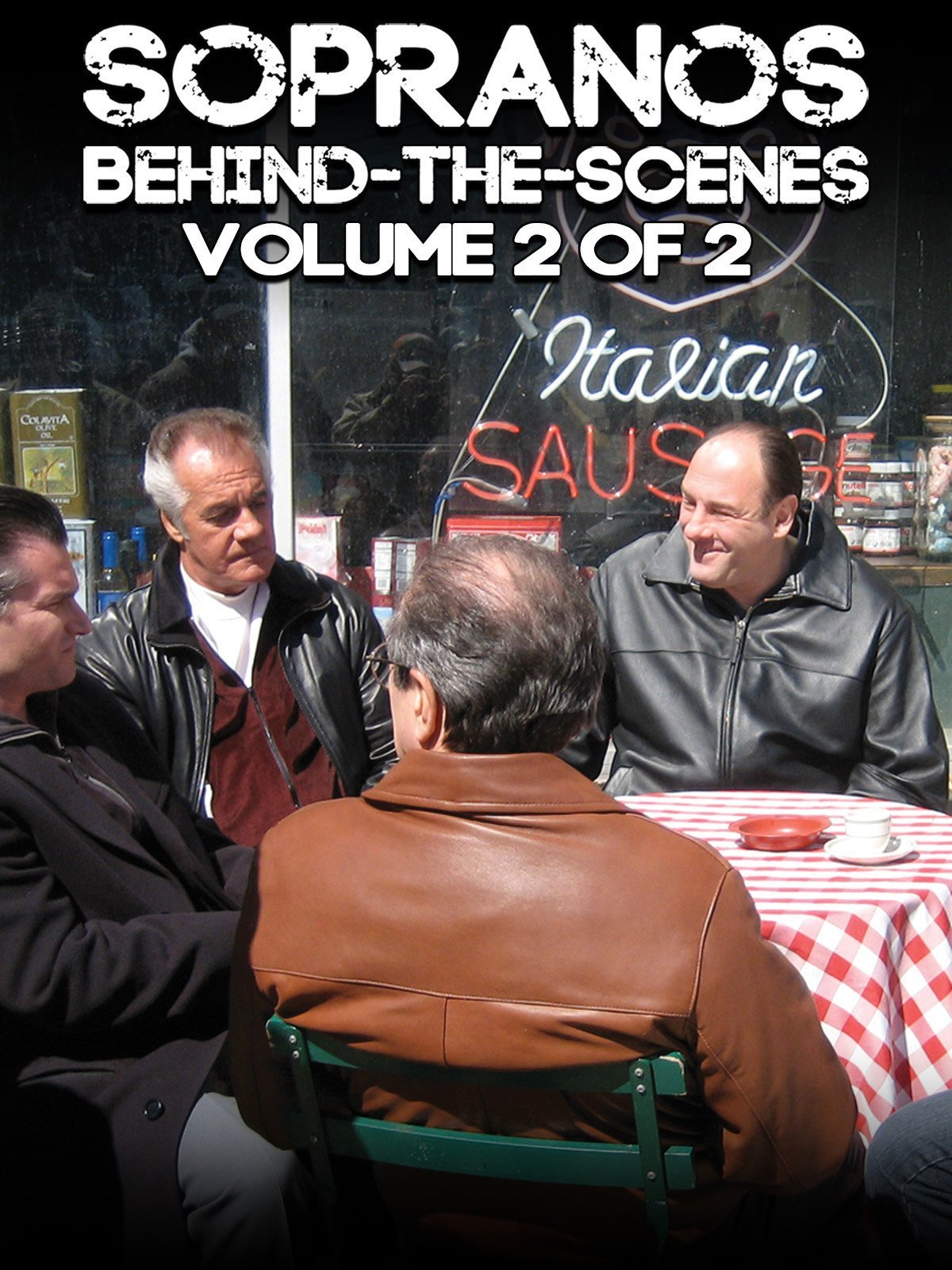 Sopranos Behind-The-Scenes Volume 2 of 2