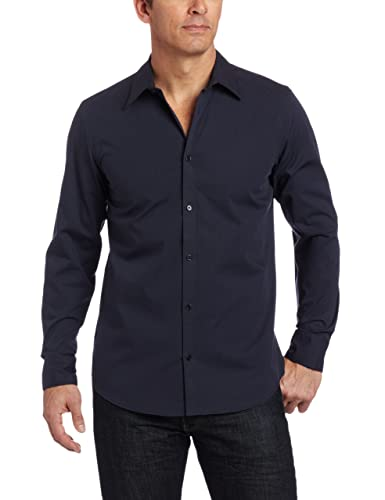 Calvin Klein Sportswear 男款迷你条纹衬衫 .99 - 第1张  | 淘她喜欢