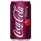 Cherry Coke Mini-Cans, 7.5 Fl Oz (Pack of 12)