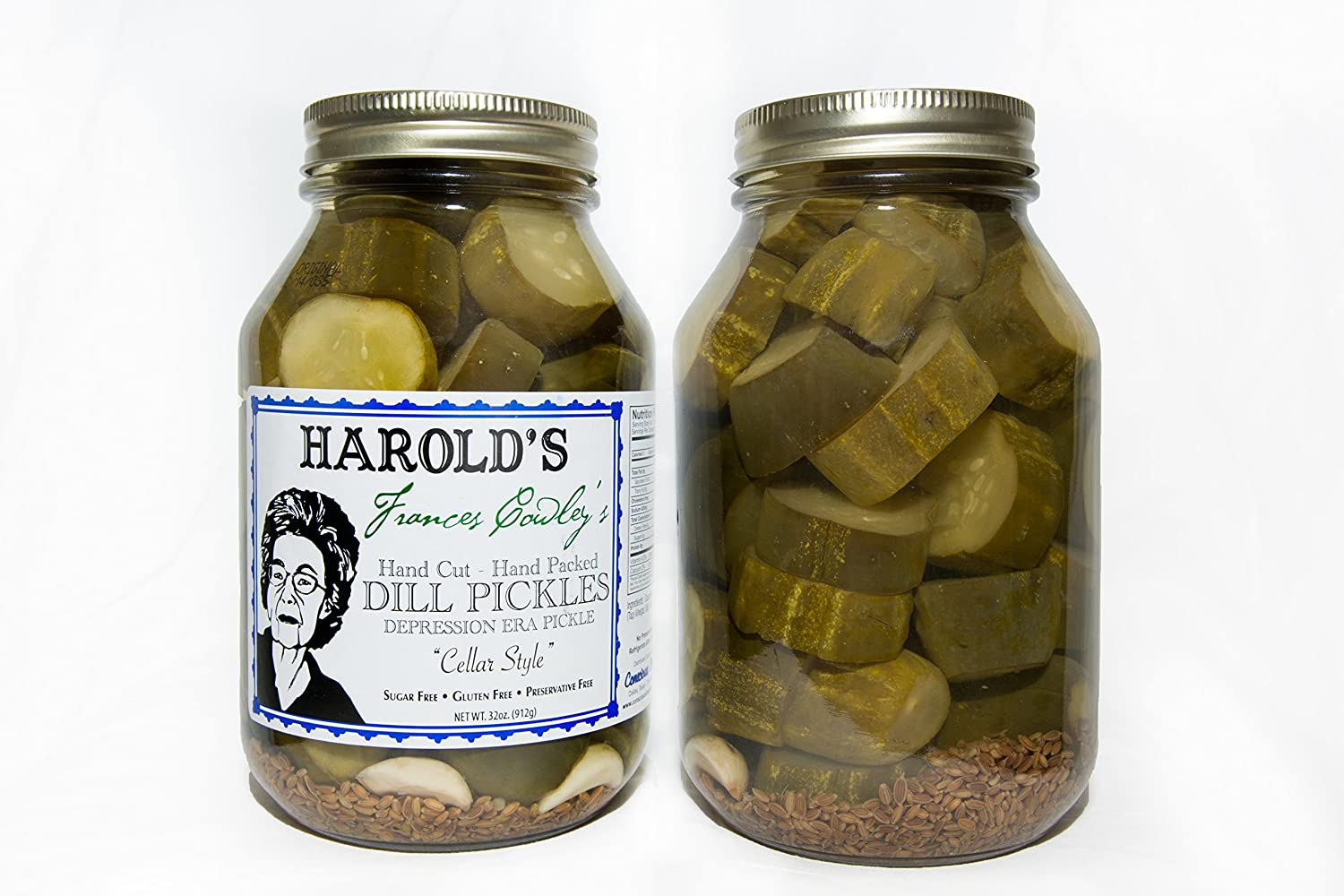 Gourmet Dill Pickles