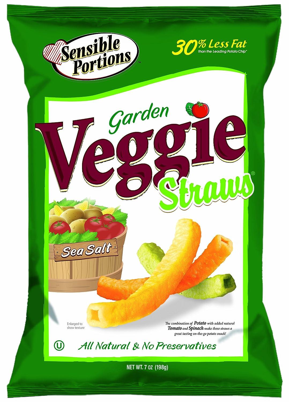 Veggie Straw - cover
