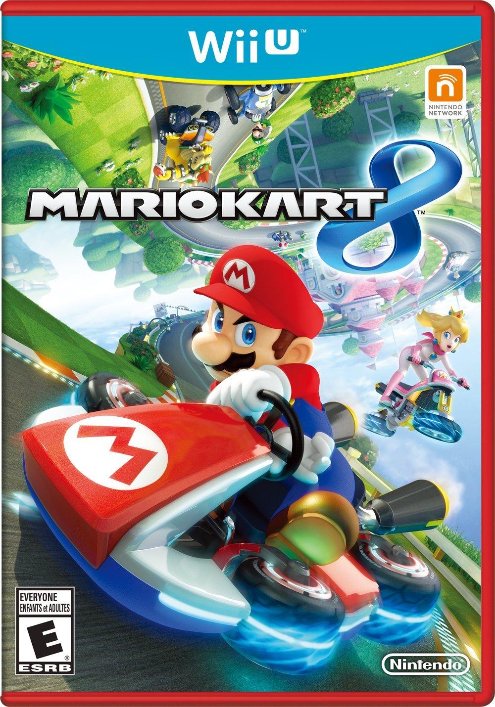 Mario Kart 8 - Nintendo Wii U Buy Discount