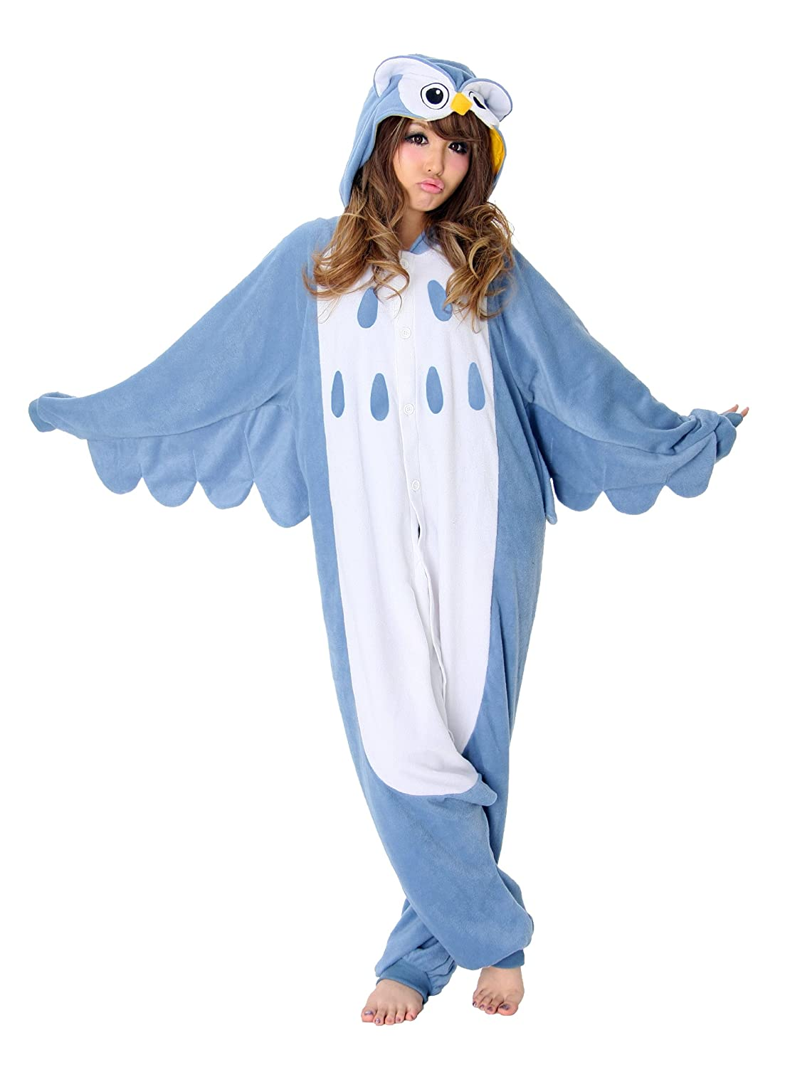 Amazon.com Owl Kigurumi All