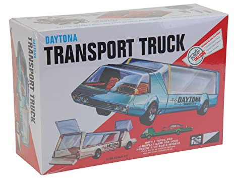 MPC Model Kit - Daytona Transport Truck - 1:25 Scale - 787/12 - BRAND NEW