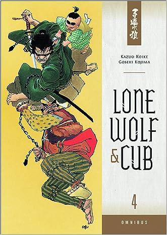 Lone Wolf and Cub Omnibus Volume 4 (Lone Wolf & Cub Omnibus)