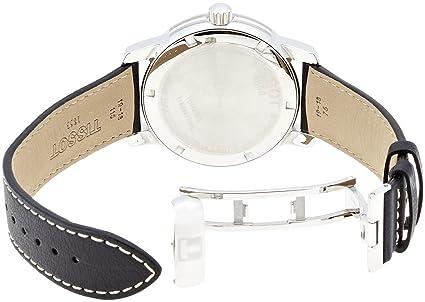 Tissot Men's T0144101605700 PRC 200 Black Dial Watch 天梭 运动石英手表 220米防水(国内代购2200元+)-奢品汇 | 海淘手表 | 腕表资讯