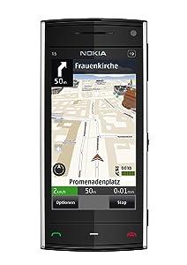 Nokia X6 Smartphone 3.2 Zoll blau  Bewertungen und Beschreibung